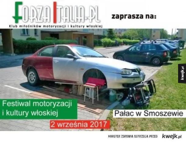 Festiwal motoryzacji