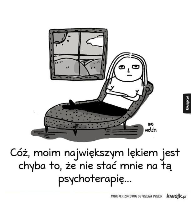 Depresyjne komiksy dla ludzi po 30-tce