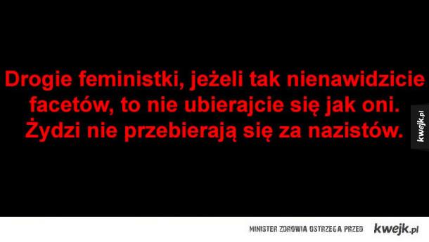 drogie feministki