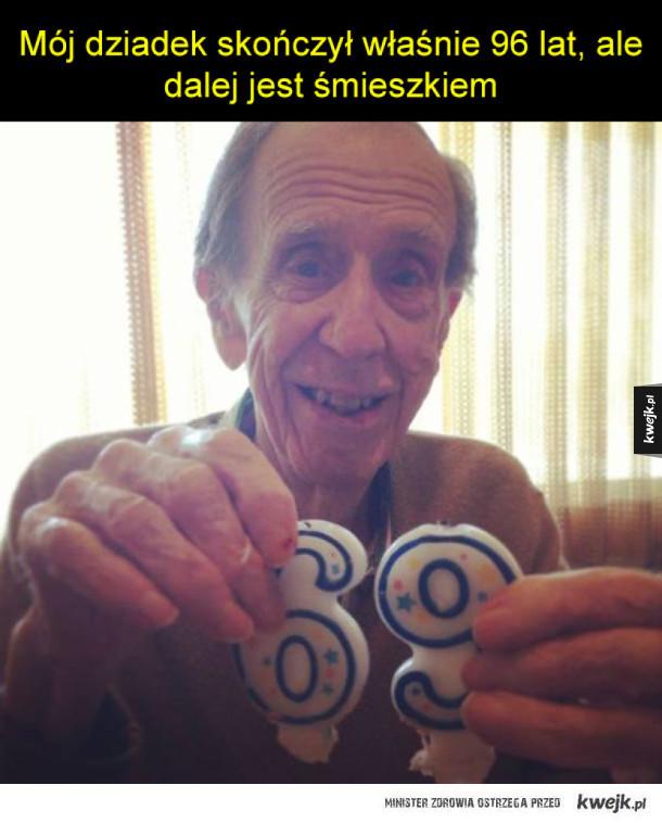 Zajebiści dziadkowie