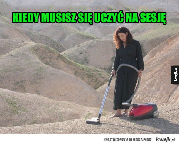 sesja is coming