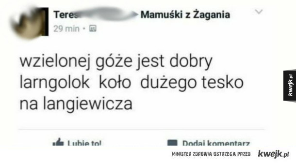 Język Mamusiek