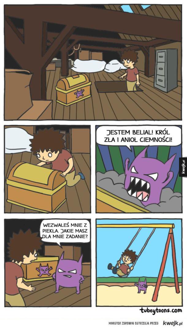 Diabelskie i demoniczne śmieszki