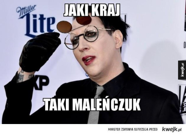 Dziwny Maleńczuk