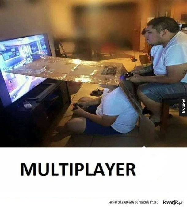 Rozwiązanie dla fanów gier z splitscreen!