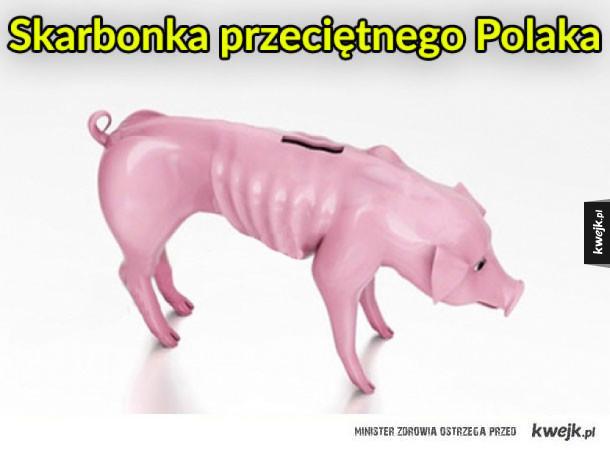 Polska skarbonka