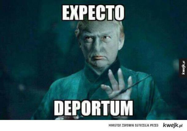 zaklętacja deportacja
