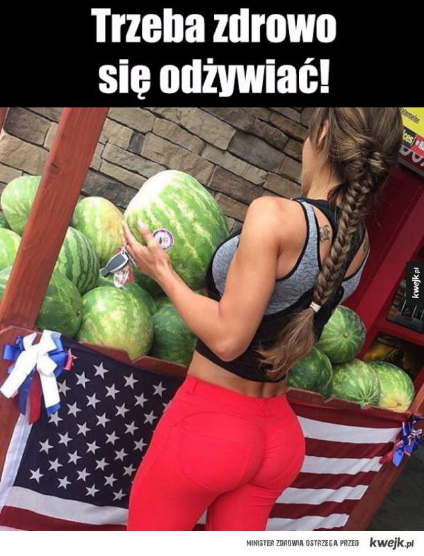 owoce są super