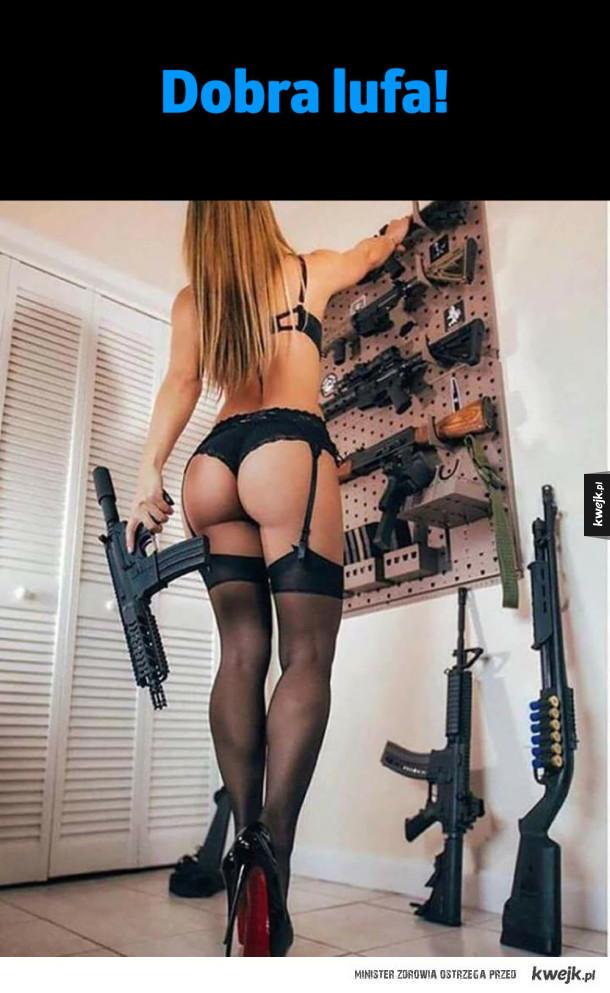 Strzelałbym!