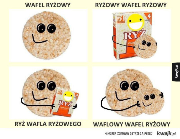 Wafel ryżowy