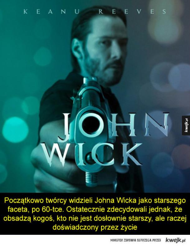 Mordercze fakty o Johnie Wicku