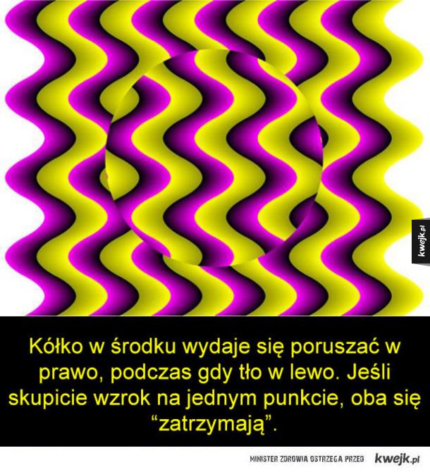Iluzje optyczne