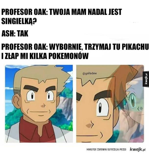 Sprytny profesor