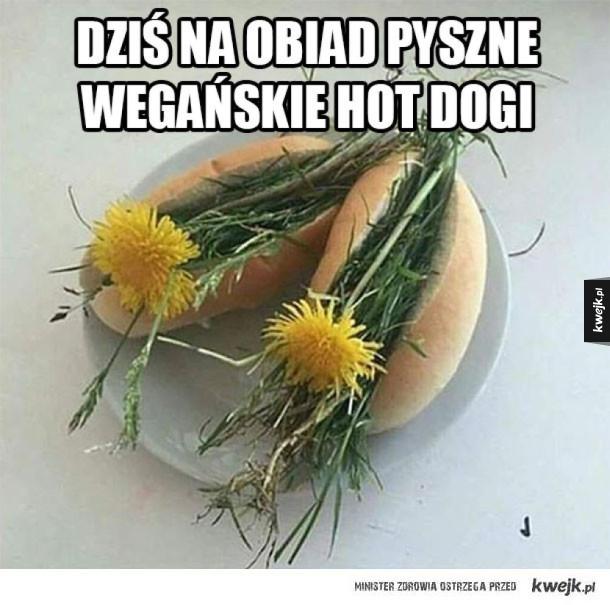 Pyszne hot dogi
