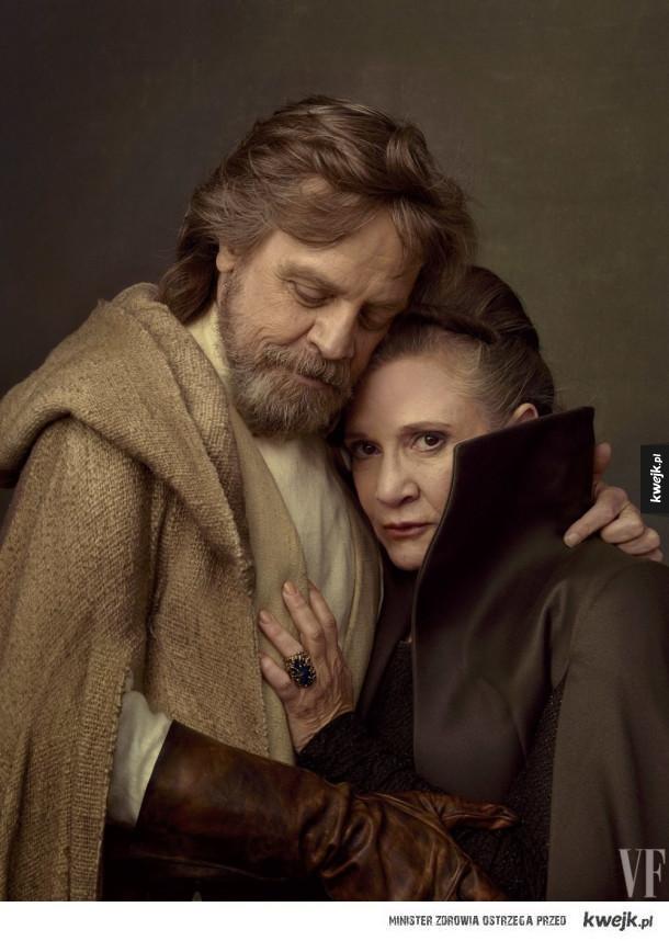 Star Wars: The Last Jedi w obiektywie Annie Leibovitz dla Vanity Fair