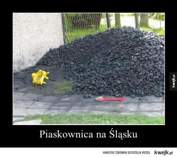 Śląska piaskownica