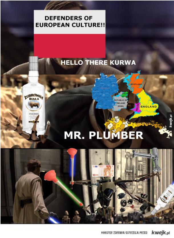 panie hydrauliku