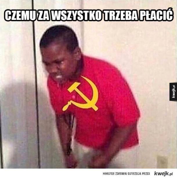 Komunista niezadowolony