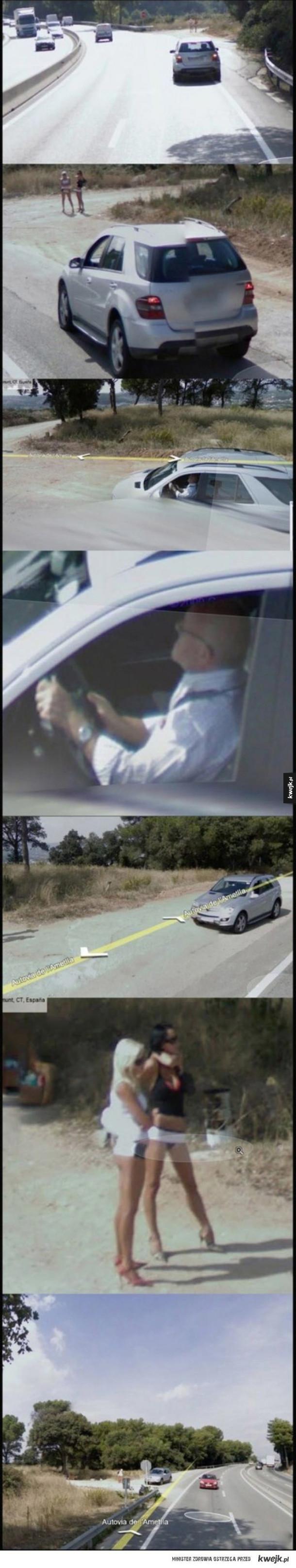 tymczasem na google street view