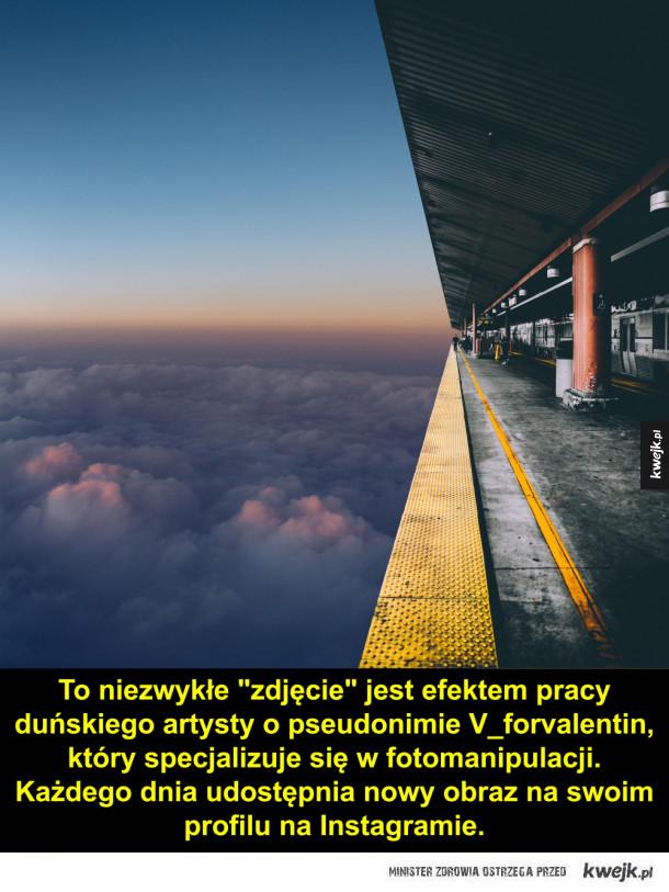 Fotomanipulacje autorstwa V_forvalentin