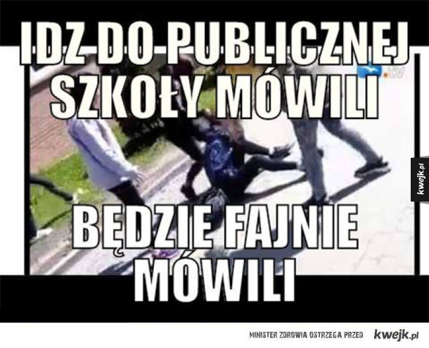 Gimnazjum w Gdańsku