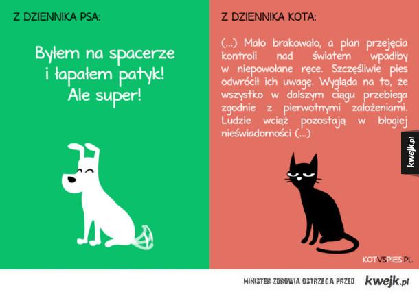 Dziennik psa i kota