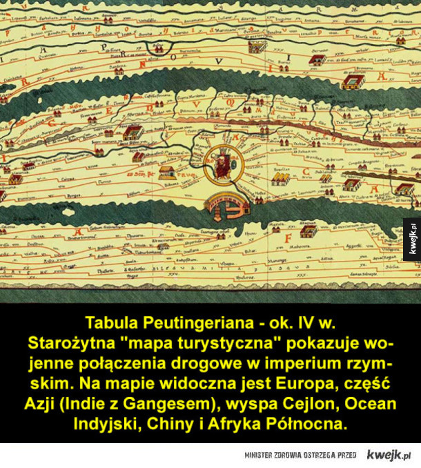 Najstarsze mapy świata
