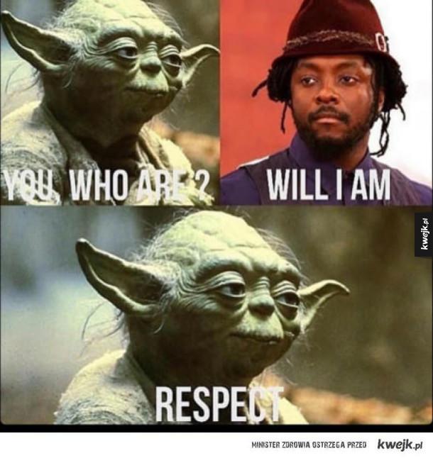 Idealny partner do rozmowy dla Yody :D