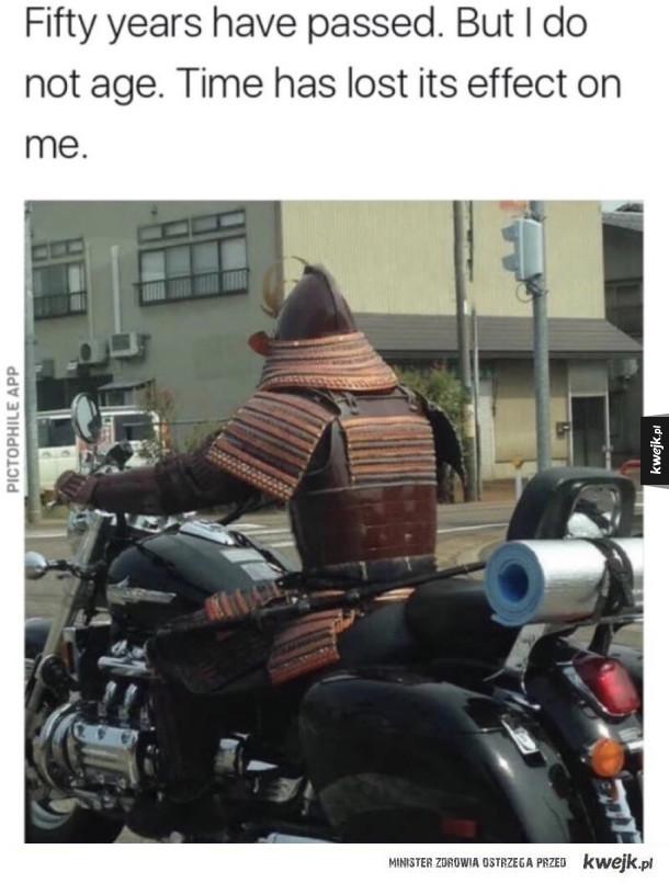 Jack, jack, jack, samuraj jack.