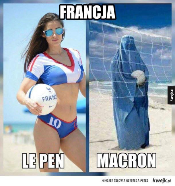 Która Francja lepsza?