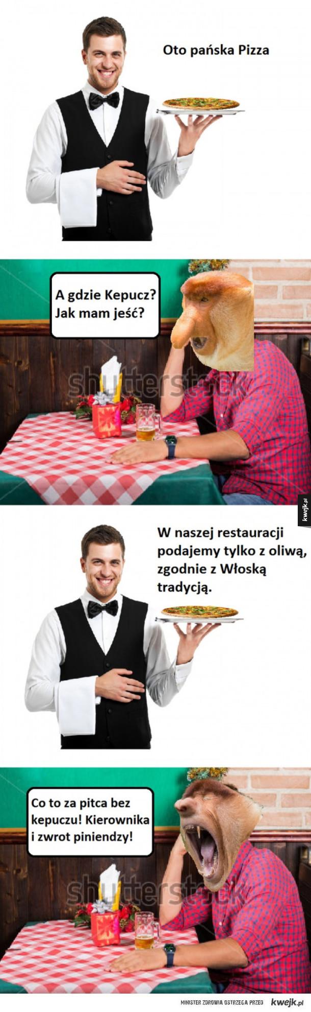 Keczup to życie