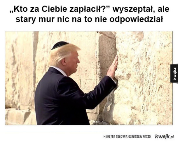 Rozmowa z murem