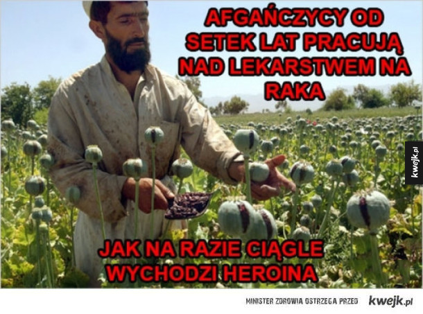 Biedny Afgańczycy