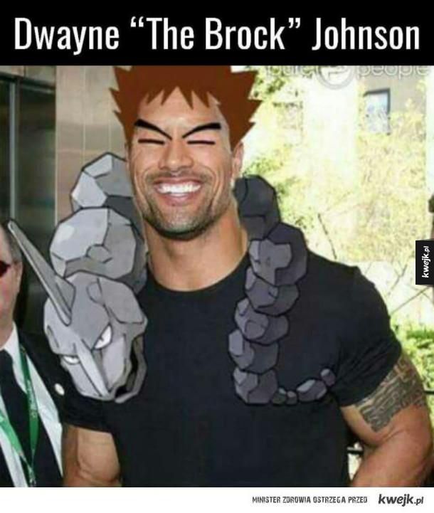 "Dwayne ""The Brock"""