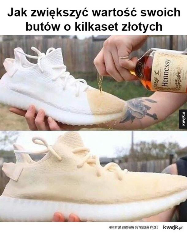 Teraz to są buty