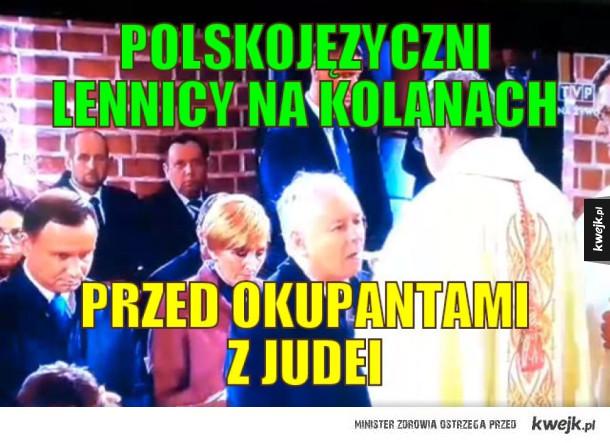 Polska na kolanach