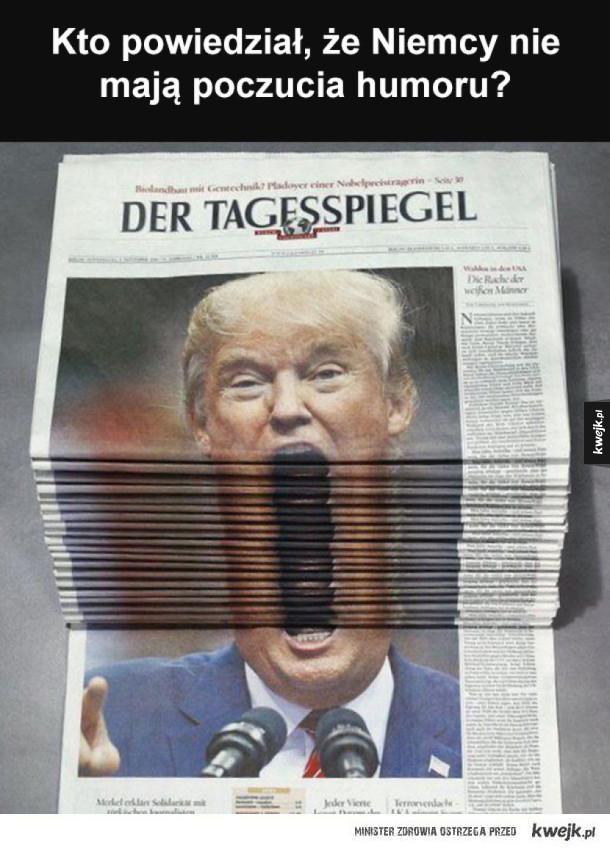 niemieckie heheszki