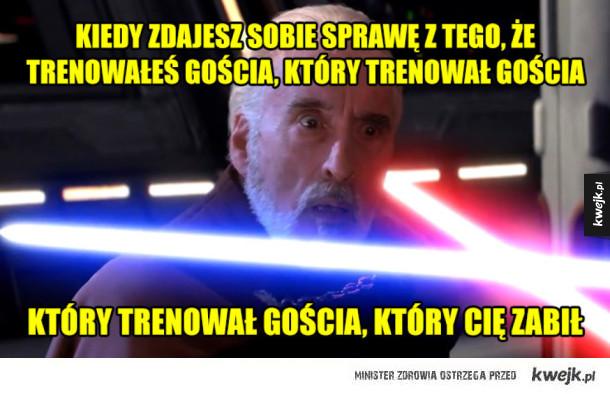 Gwiezdne Wojny: Zemsta Memów