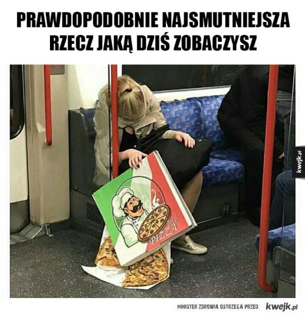Smutne zdjęcie