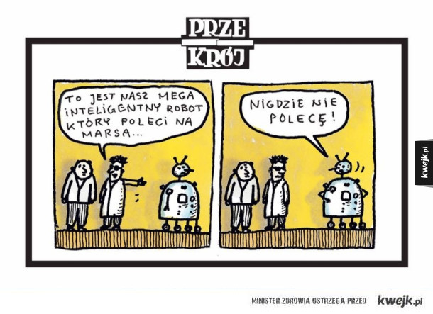 inteligentny robot
