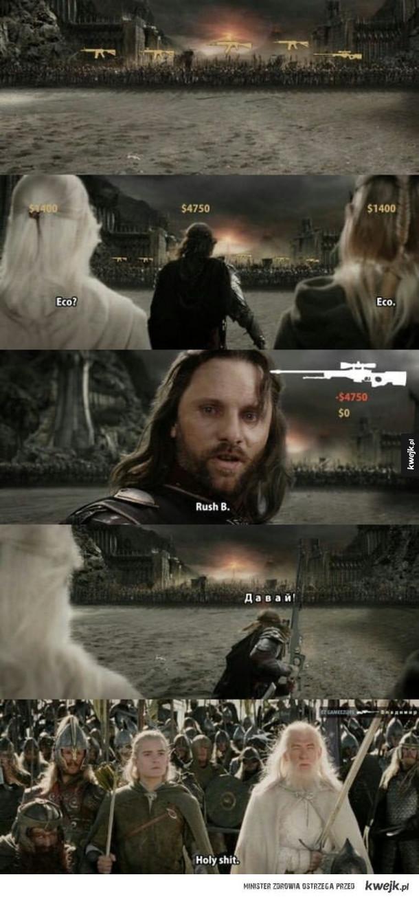 Eko jest dla słabych!
