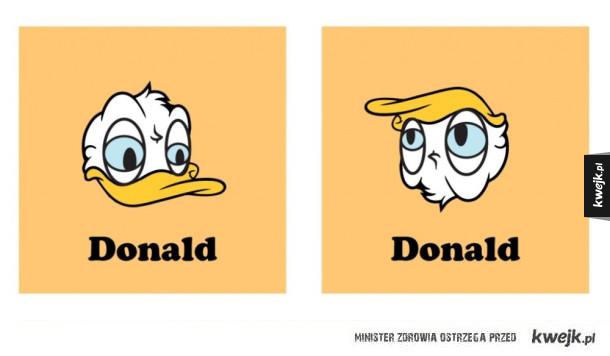 Donald...