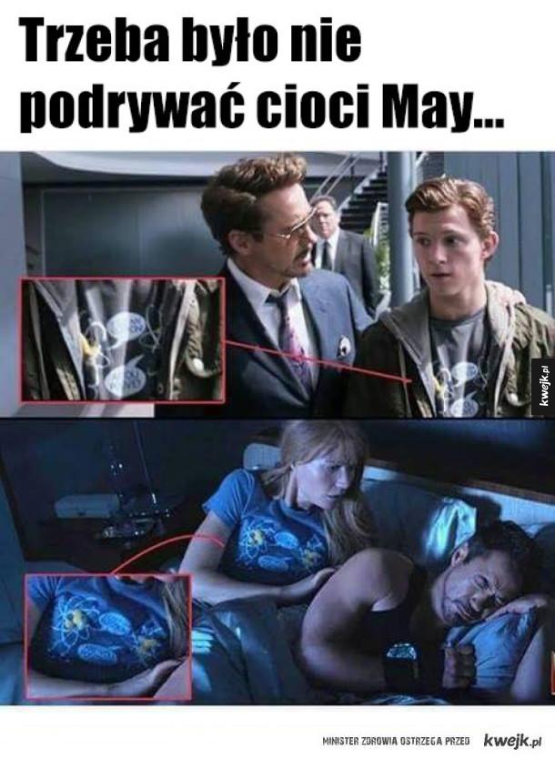 Przypał, Tony Stark, przypał...