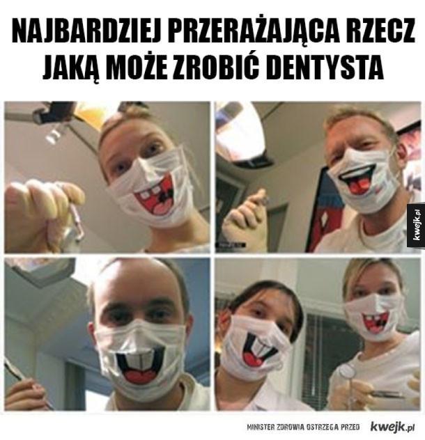 Dentyści sadyści