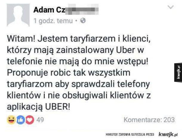 Logika Taksówkarzy