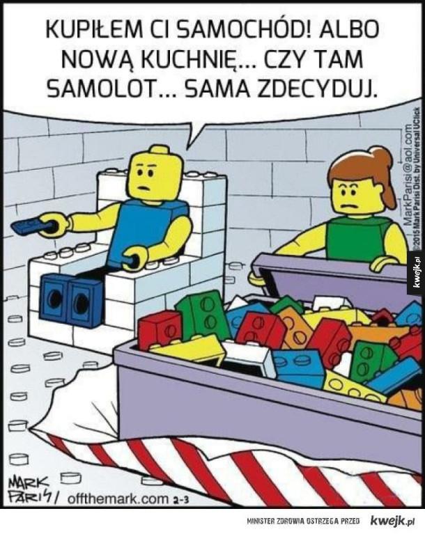 Tymczasem w świecie Lego