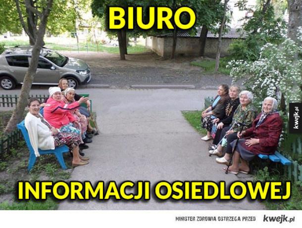 Biuro informacji
