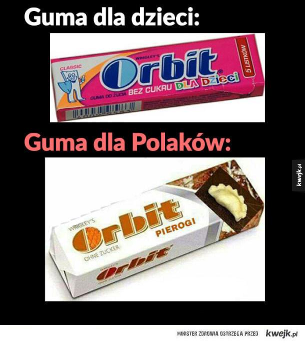 Guma dla Polaków
