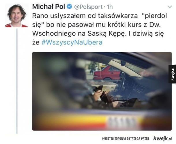 Polscy taksiarze