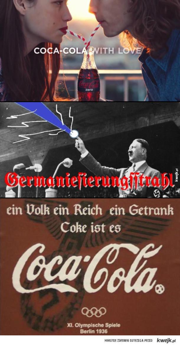 Reklama i promień germanizacji
